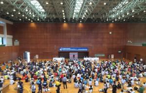 LOKOビワトラ開会式