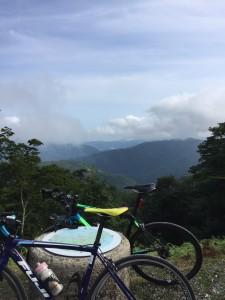 LOKO山の日サイクリング