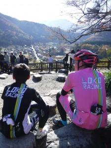 LOKO白川郷サイクリング